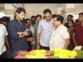 Celebrities Pay Homage to Director B Haha, Maheshbabu