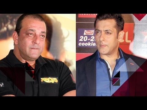 Sanjay Dutt & Salman Khan On Rocky Terms | Big Story