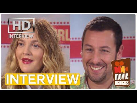 Adam Sandler & Drew Barrymore exclusive Interview Blended - Urlaubsreif