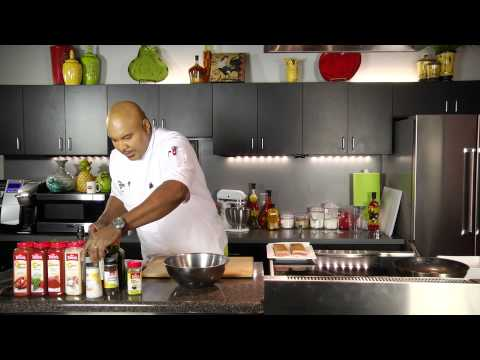 Tuna Garden Salad- Cooking Today with Chef Brooks