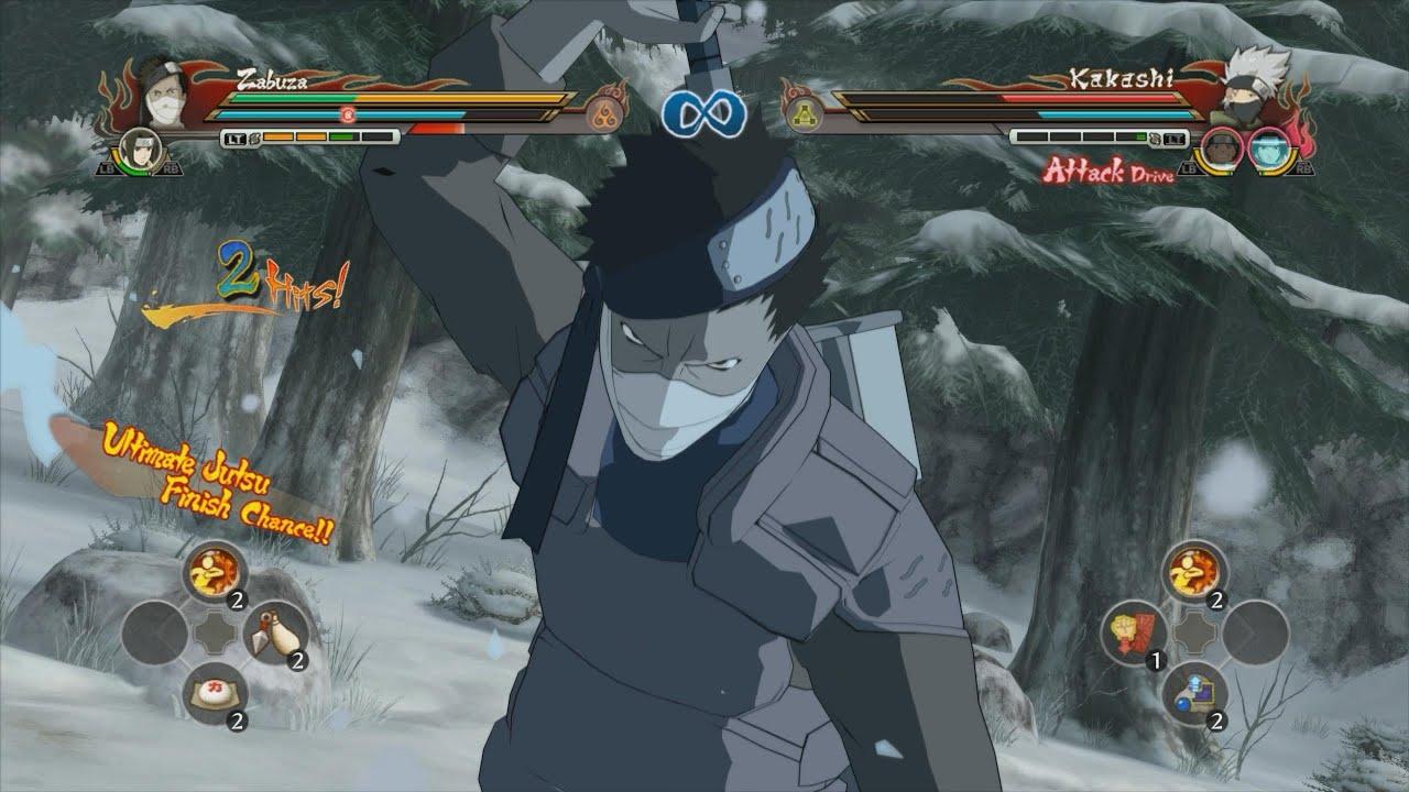 Naruto Shippuden Ultim...