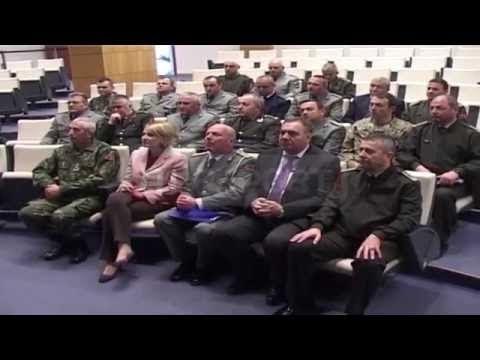 A1 Report - Ministrja Kodheli videokonference me trupat shqiptare ne Afganistan