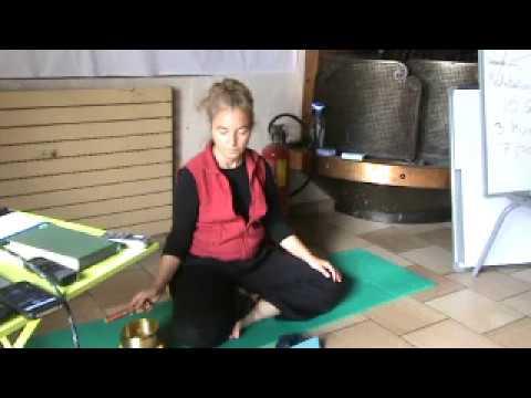 Certificat Taoiste: rythme des cours,  méditation et connaissances