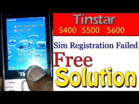 All chaina Mobile and All Qmobile invalid sim sim card registration