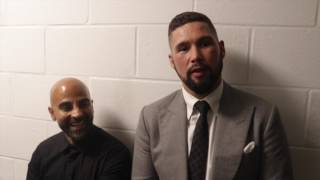 TONY BELLEW ON CHRIS EUBANK JR BEEF, DAVID HAYE, WILL HE OR WONT HE FIGHT & EVERYONE CALLING HIM OUT