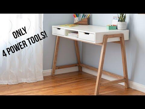 diy-a-frame-desk---easy-modern-design---using-basic-power-tools
