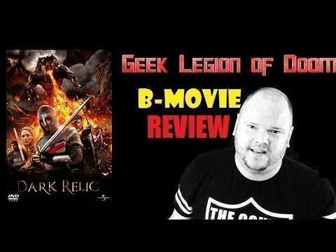 DARK RELIC ( 2010 James Frain ) aka Crusades.  Fantasy  B-Movie Review