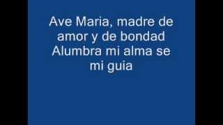 Maite Perroni Avec Maria With Lyrics ♥