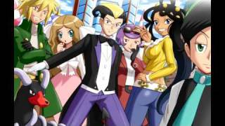 Download Pokemon Platinum Frontier Brains Battle Remix MP3 song and Music Video
