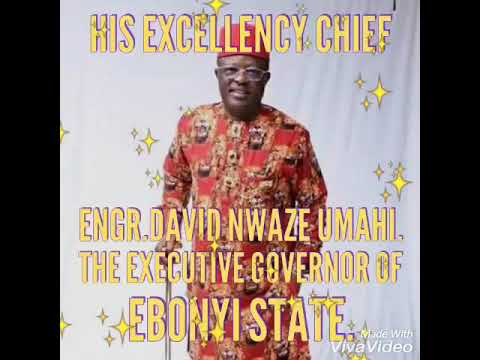 Download INVESTIGATIVE ANALYSIS OF ONGOING PROJECTS DONE BY GOV DAVID NWAZE UMAHI IN IKWO LOCAL GOVERNMENT.
