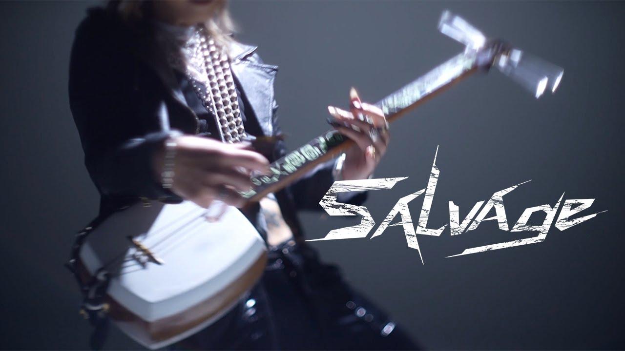"""""""九音"""" Debut Single """"Salvage""""本日 Release!"""