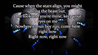 Beast (Mia Martina feat. Waka Flocka) Lyric