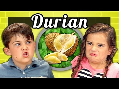Thumbnail: KIDS vs. FOOD #16 - DURIAN