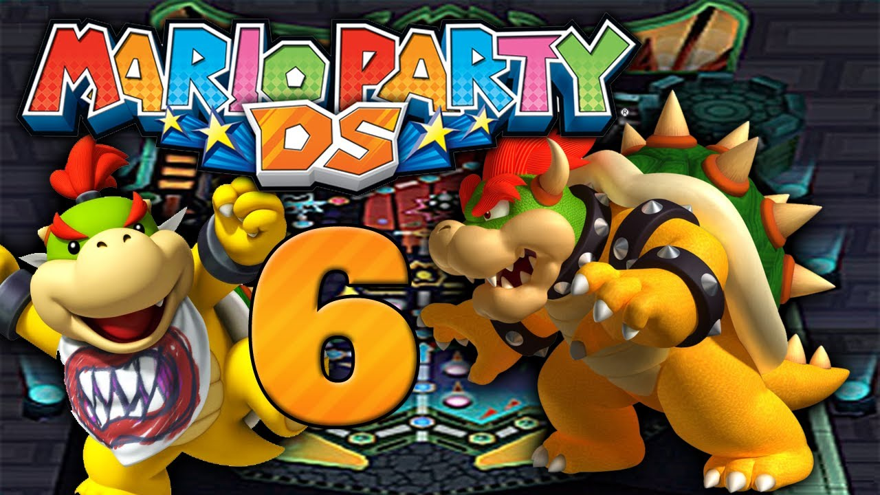 Where learn mario party ds thank