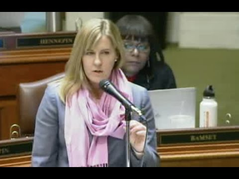 """No Apology For """"White Male"""" Comment By MN Dem House Leader"""