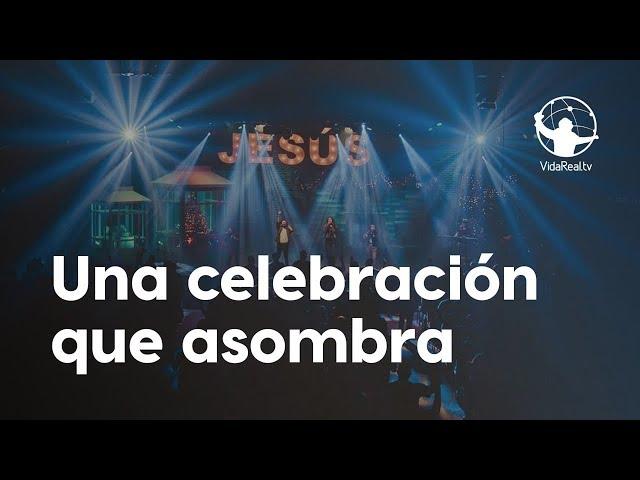 Una Celebración que Asombra. | Asombrosa Navidad | Pastor Rony Madrid y Pastor Gonzalo Chamorro