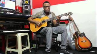 Earl Klugh Tropical legs cover by Titi Bacorta