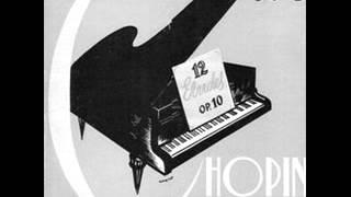 JEANNE-MARIE DARRE plays CHOPIN 12 Etudes Op.10 (1953)