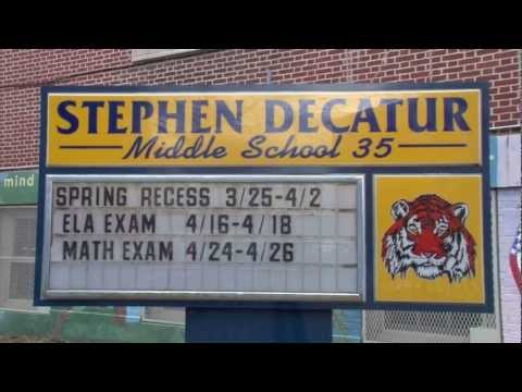 P.S. 35 Stephen Decatur