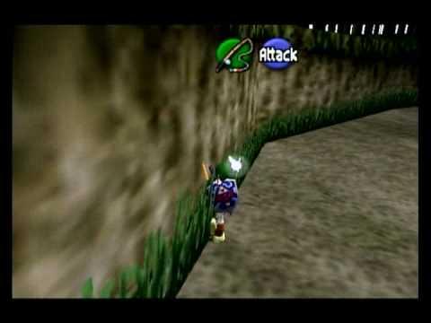 Legend Of Zelda: Ocarina Of Time - Sinking Lure