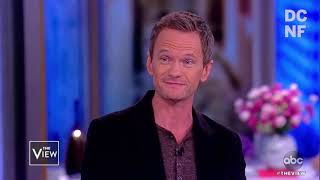 Neil Patrick Harris Admits His #MeToo Moment With Whoopi On The View