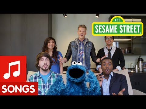 Sesame Street: C is for Cookie (with Pentatonix)