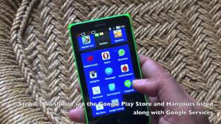 How to bring the Google to the Nokia X