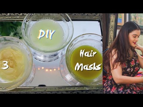 3 Miraculous Hydrating DIY Hair Masks You Need To Try!