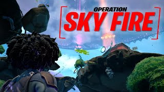 CHAPTER 2, SEASON 7 OPERATION SKYFIRE *LIVE EVENT* (No Commentary)