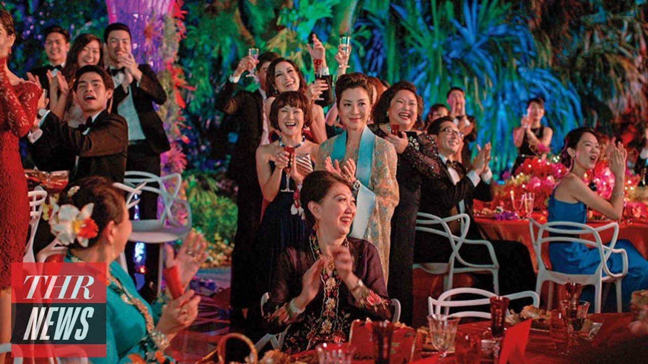 'Crazy Rich Asians' Tops Thursday Box Office With $3.8 Million | THR News