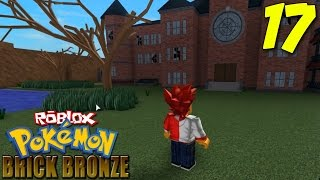 HAUNTED HOUSE?! | Fortulose Manor | Roblox Pokemon Brick Bronze - 17