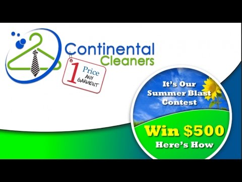 COLORADO SPRINGS CO | CONTINENTAL DISCOUNT DRY CLEANERS - See Top Reviews from Jay A.