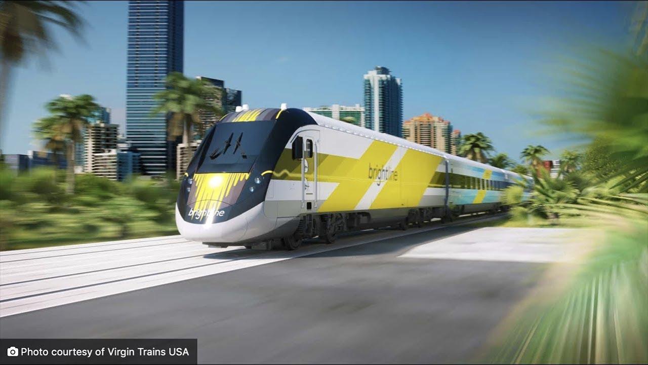 Virgin Trains USA expanding service in Florida, California