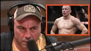 Joe Rogan & John Danaher on Georges St-Pierre