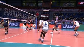 RC Cola vs. Foton Set 1 | 2015 PSL Grand Prix