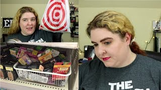 Full Face of Clearance Makeup from Target!