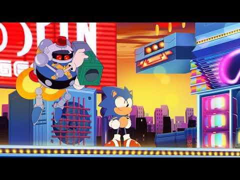 Sonic Mania - Launch Trailer
