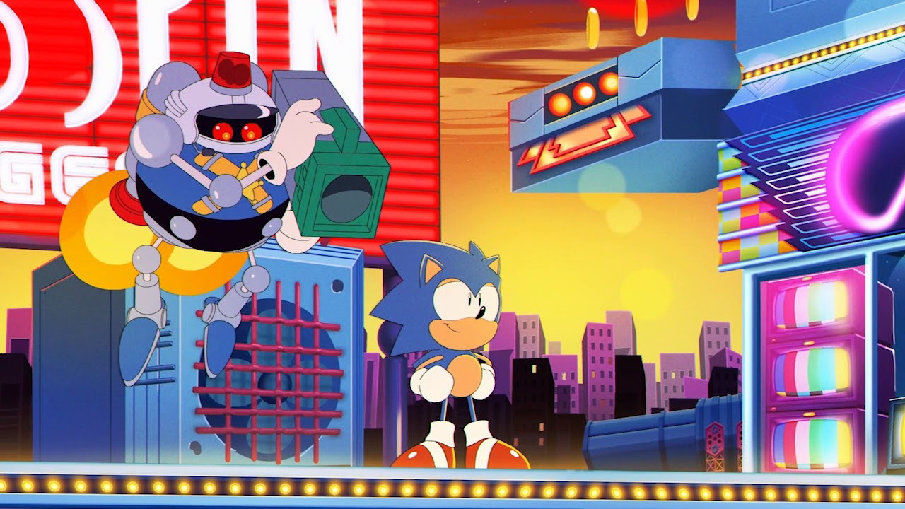 Sonic Mania Proves You Can Outrun the Past :: Games :: Sonic Mania