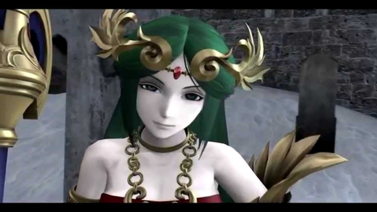lady palutena youtube