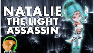 SUMMONERS WAR : Natalie the Light Assassin - Gameplay Spotlight