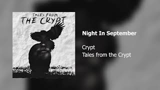 Crypt - Night In September (Official Audio)