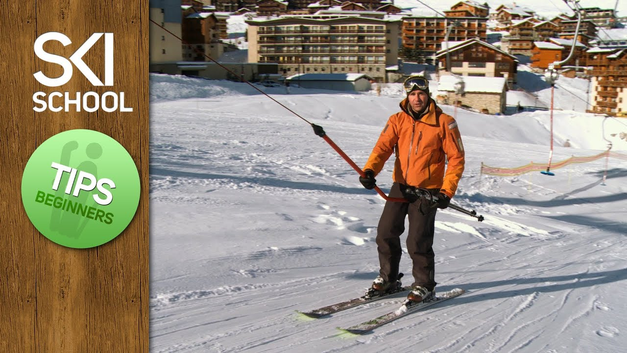 How to use beginner lifts tips for ski holidays youtube solutioingenieria Gallery