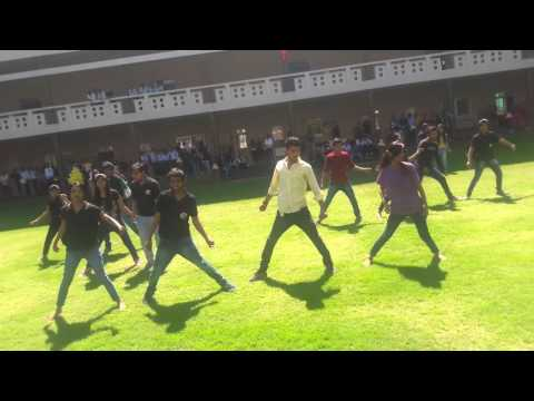 flashmob @mit