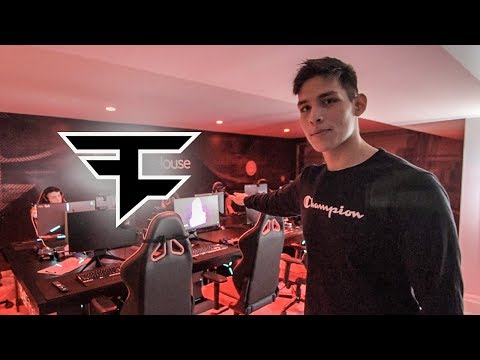 Welcome to the FaZe Toronto home.