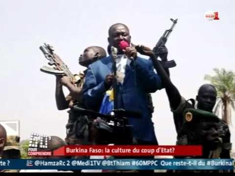 60 minutes pour comprendre: Burkina Faso:la culture de coup d'Etat? Partie 2