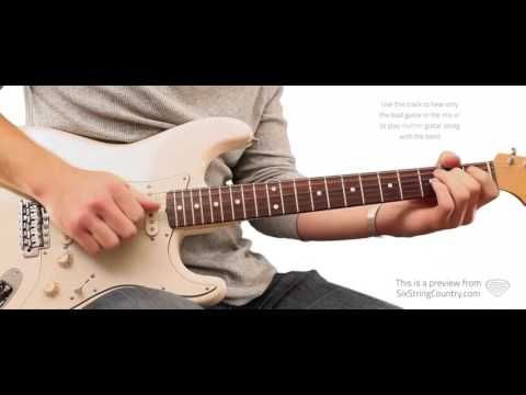 My Hometown - Guitar Lesson and Tutorial - Charlie Robison
