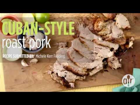 How to Make Cuban Style Roast Pork | Dinner Recipes | Allrecipes.com