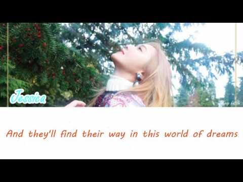 Jessica - World Of Dreams (English Version) lyrics