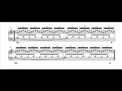 Philip Glass - Mad Rush -  LINK TO DOWNLOAD FOR FREE THE PIANO SHEET IN THE DESCRIPTION