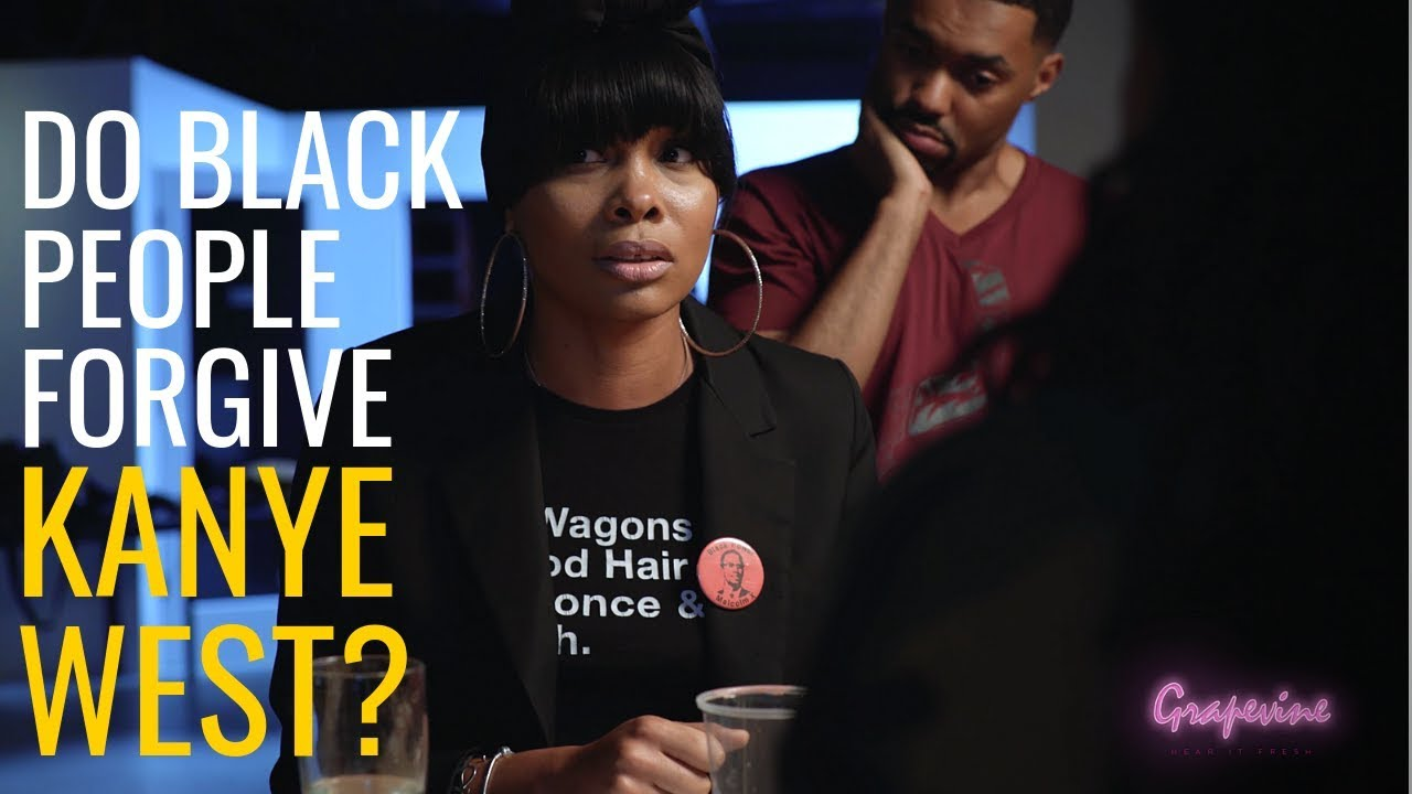 THE GRAPEVINE | DO BLACK PEOPLE FORGIVE KANYE WEST? | S4E3